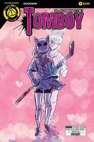 Tomboy #4