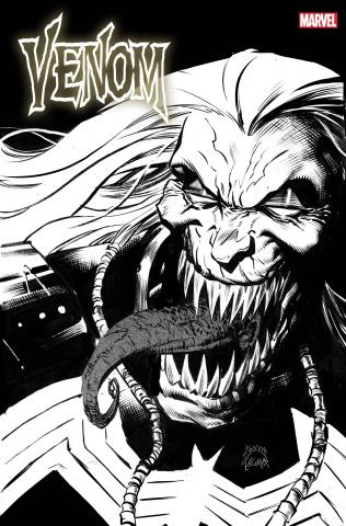 Venom #31 (Stegman Sketch Cover)
