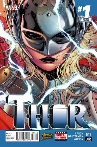 Thor #1 (2nd Printing)