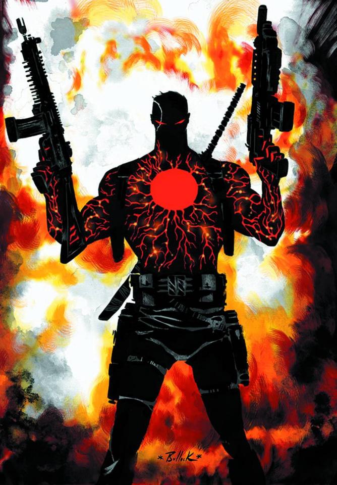 Bloodshot #0 (Regular Cover)