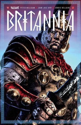 Britannia #2 (Gorham Cover)