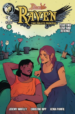 Princeless: Raven, The Pirate Princess - Year 2 #6: Love And Revenge
