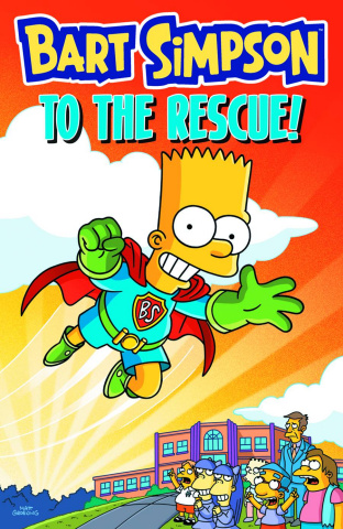Bart Simpson: To the Rescue!