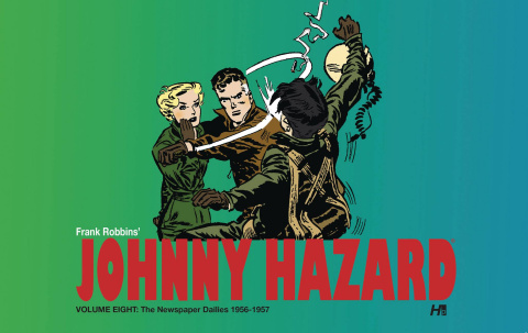 Johnny Hazard Vol. 8: 1956-1957