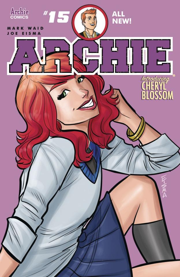 Archie #15 (Joe Eisma Cover)