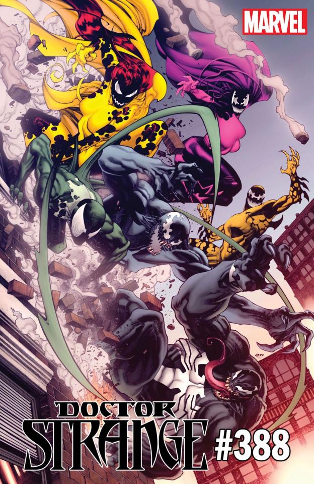 Doctor Strange #388 (Stevens Venom 30th Anniversary Cover)