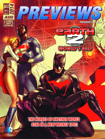 Previews #311: August 2014