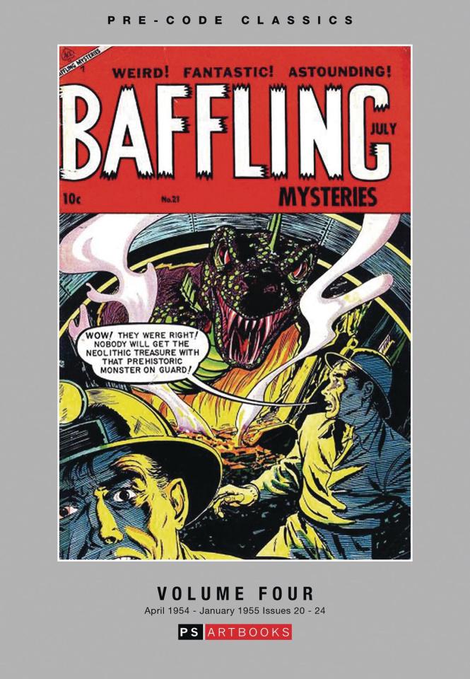 Baffling Mysteries Vol. 4