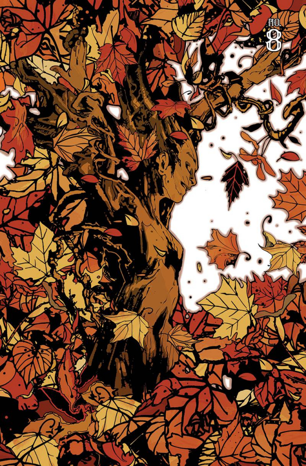 The Autumnal #8 (Gooden Cover)