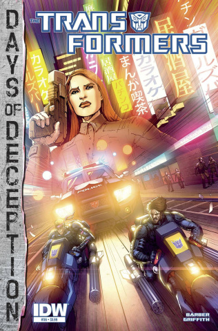 The Transformers #36: Days of Deception