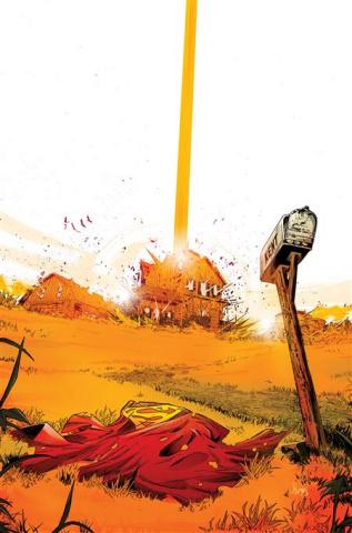 Superman: Son of Kal-El #4 (John Timms Cover)