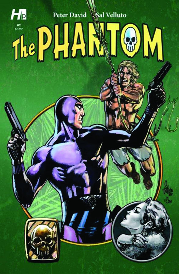 The Phantom #2