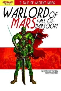 Warlord of Mars: Fall of Barsoom #3