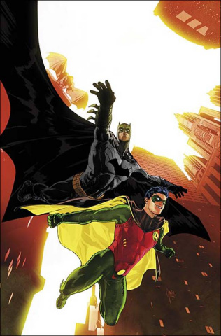 Batman and Robin Eternal #1 (Variant Cover)