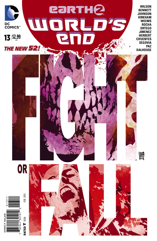 Earth 2: World's End #13
