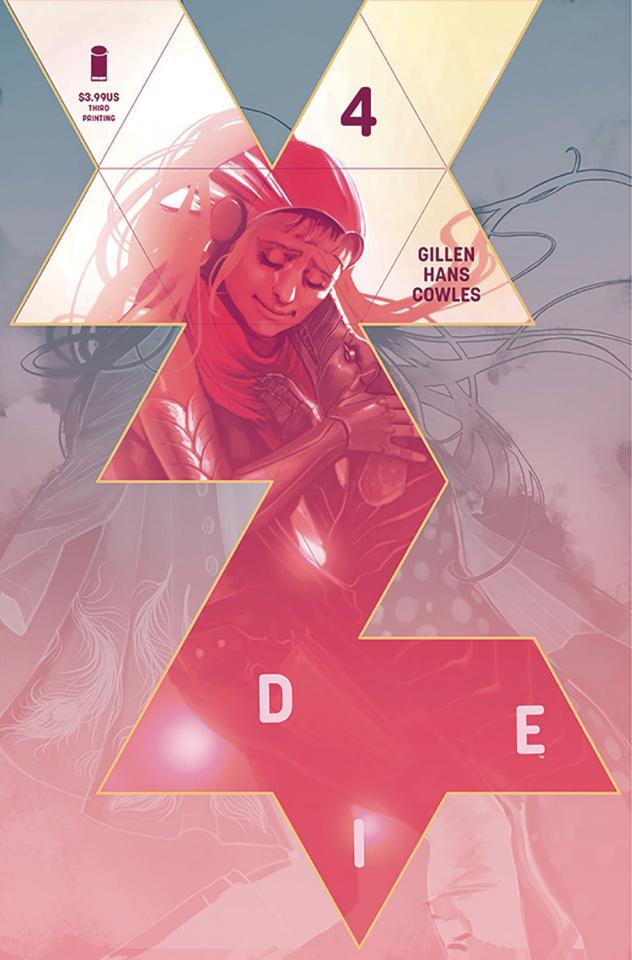 Die #4 (3rd Printing)
