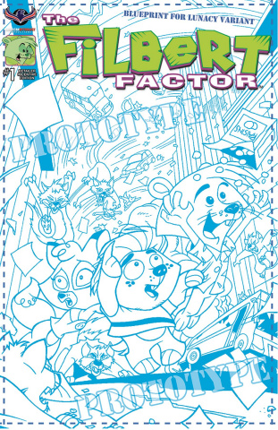 Filbert Factor #1: Rejected By Free Comic Book Day