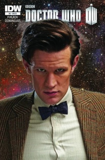 Doctor Who #8 (10 Copy Cover)