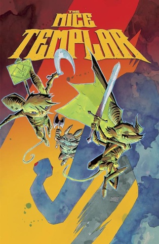 The Mice Templar: Night's End #2