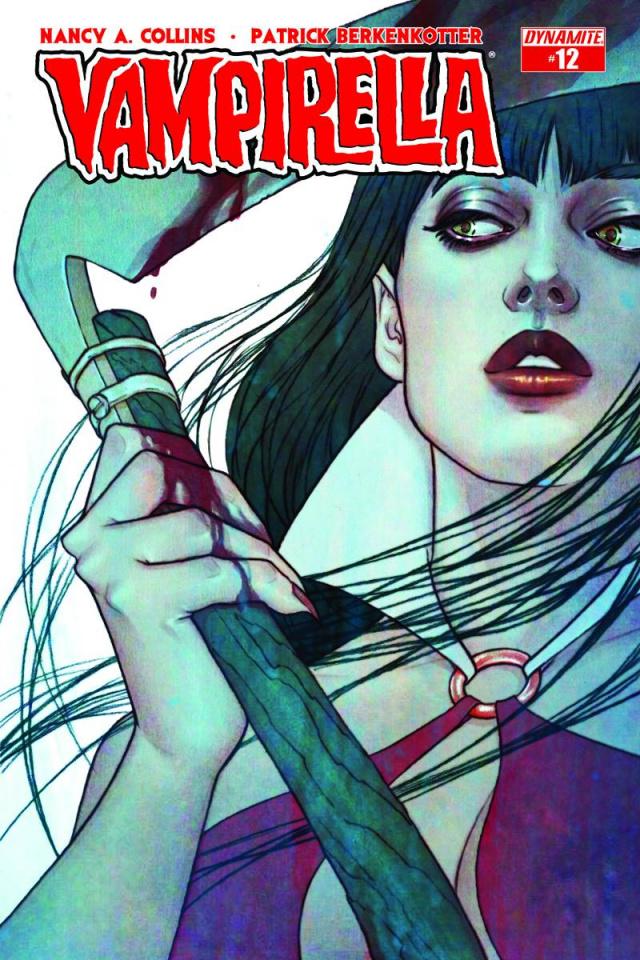 Vampirella #12 (Frison Cover)