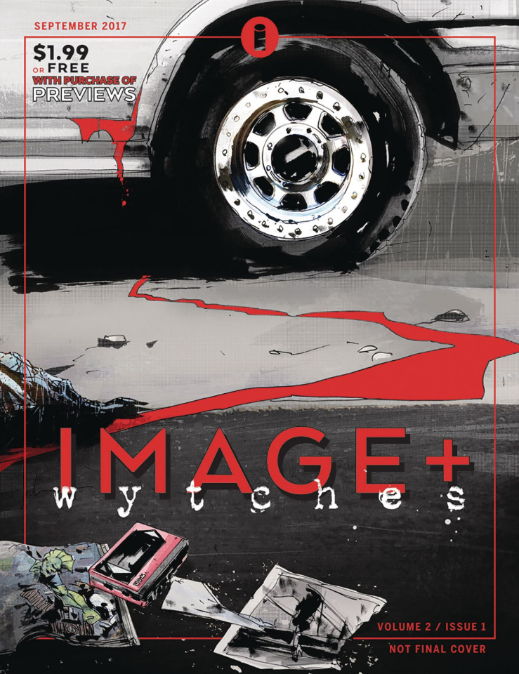 Image+ #1 (Wytches: The Bad Egg, Pt. 1)