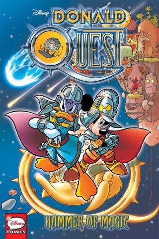Donald Quest: Hammer of Magic
