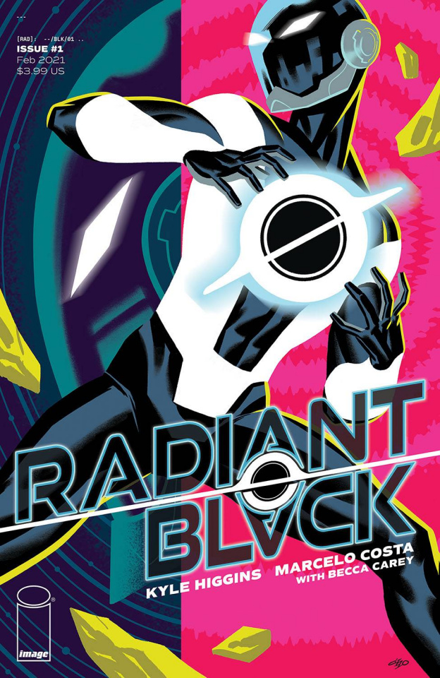 Radiant Black #1 (Cho Cover)