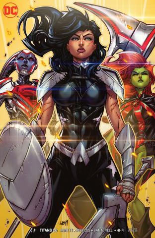 Titans #26 (Variant Cover)