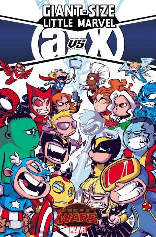 Giant-Size Little Marvel: AvX #1