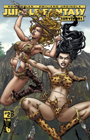 Jungle Fantasy: Survivors #2