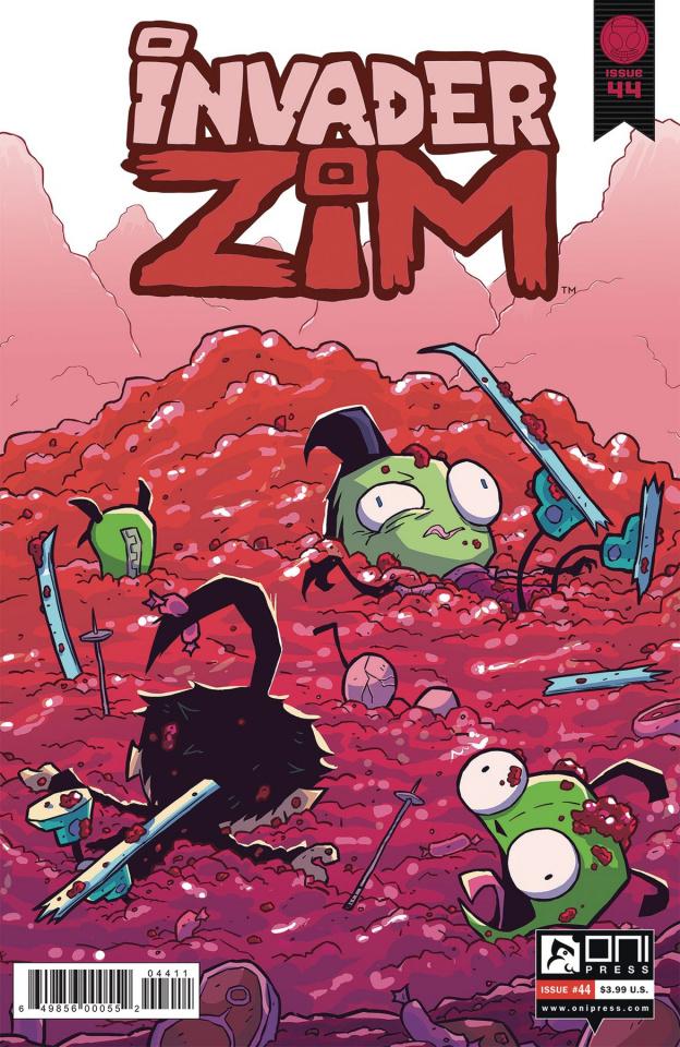 Invader Zim #44