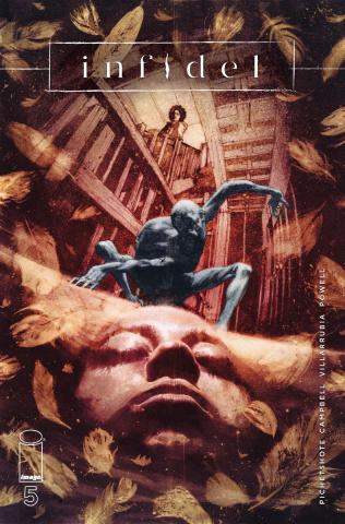 Infidel #5 (Campbell & Villarrubia Cover)