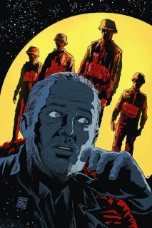 The Twilight Zone #12 (50 Copy Francavilla Virgin Cover)