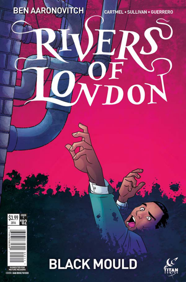Rivers of London: Black Mould #2 (Boultwood Cover)