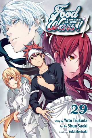 Food Wars! Shokugeki No Soma Vol. 29