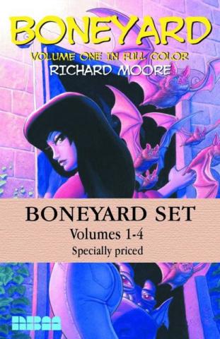 Boneyard Set Vols. 1-4