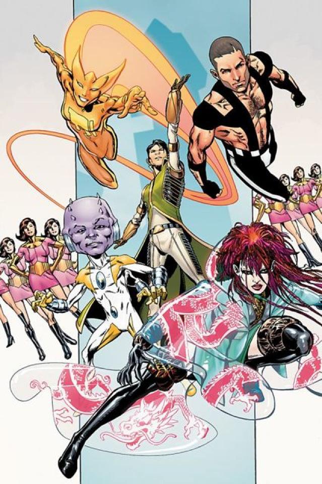 Adventure Comics #523