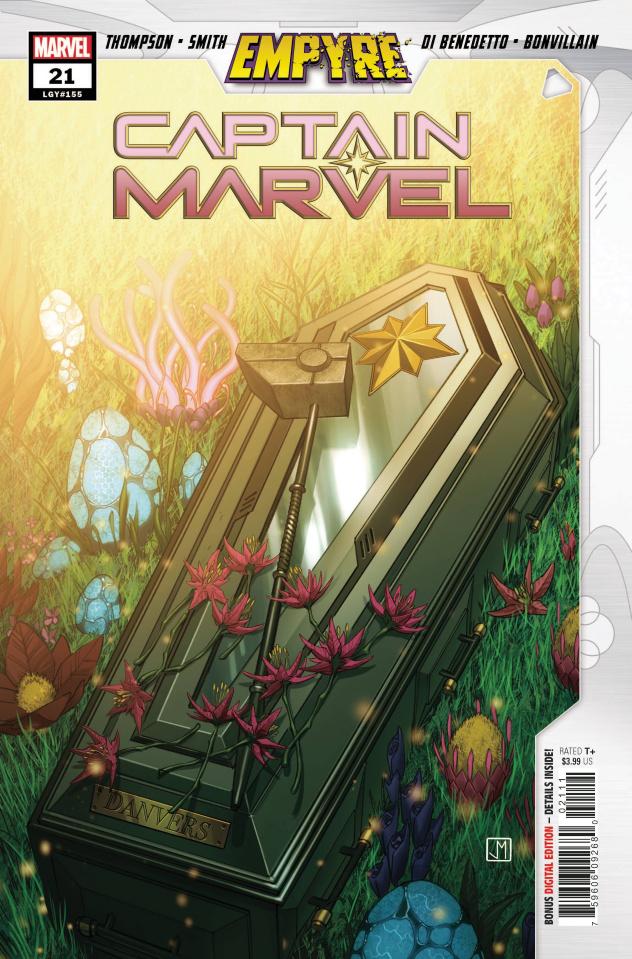 Captain Marvel #21