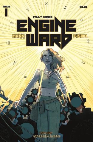 Engineward #1 (Cover C)