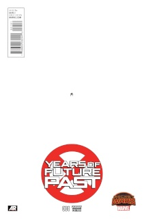 Years of Future Past #1 (Perkins Ant-Sized Cover)