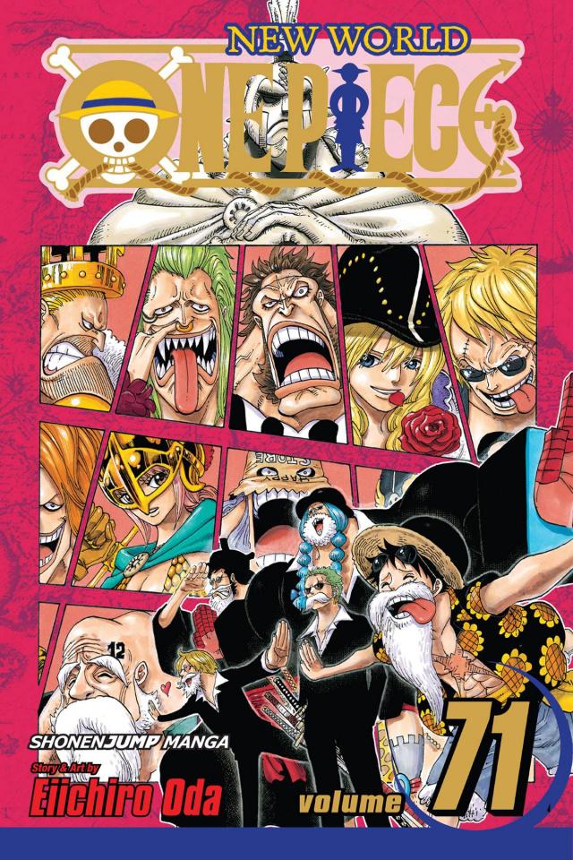 One Piece Vol. 71
