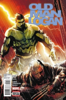 Old Man Logan #2 (Sorrentino 2nd Printing)