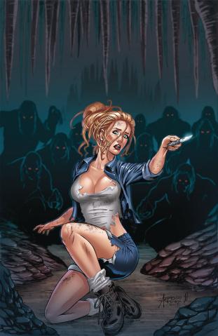 Peek a Boo #3 (Reyes Cover)