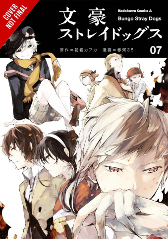 Bungo Stray Dogs Vol. 7