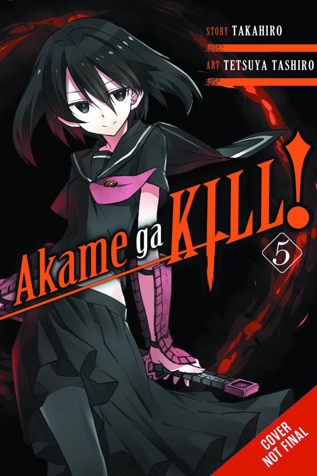 Akame Ga KILL! Vol. 5