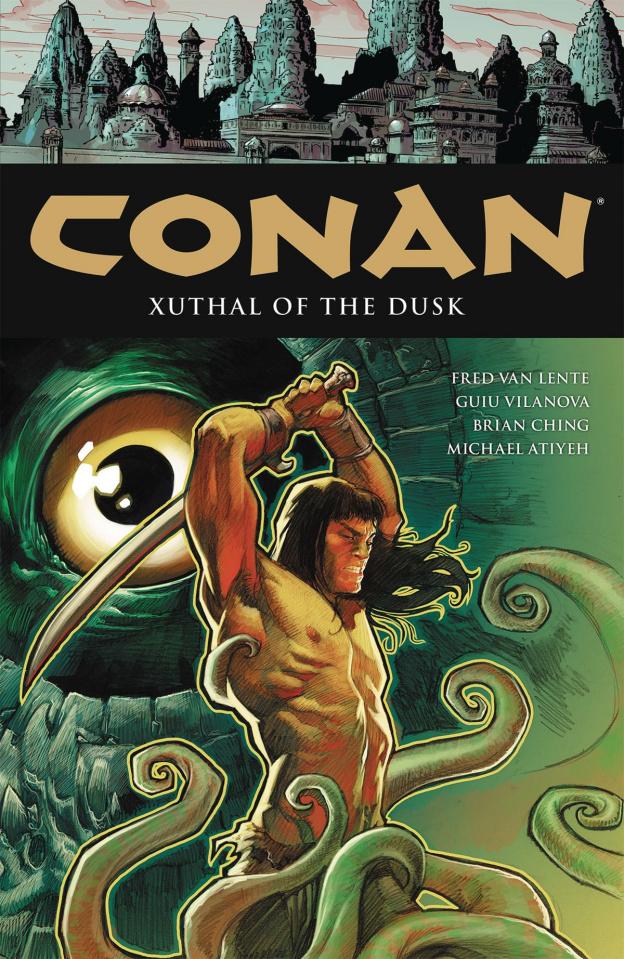 Conan Vol. 19: Xuthal of the Dusk