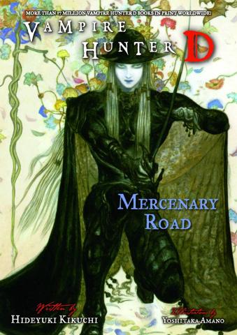 Vampire Hunter D Vol. 19: Mercenary Road
