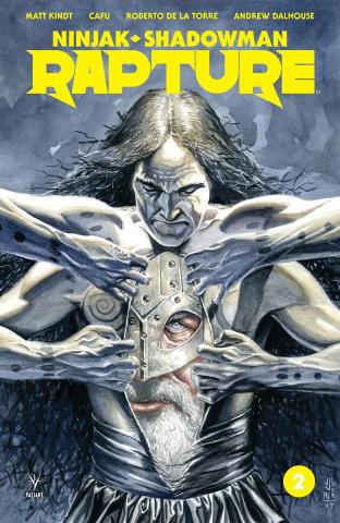 Rapture #2 (Jones Cover)