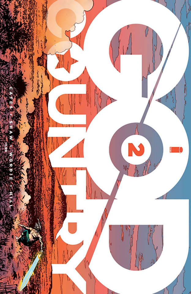 God Country #2 (Shaw & Wordie Cover)