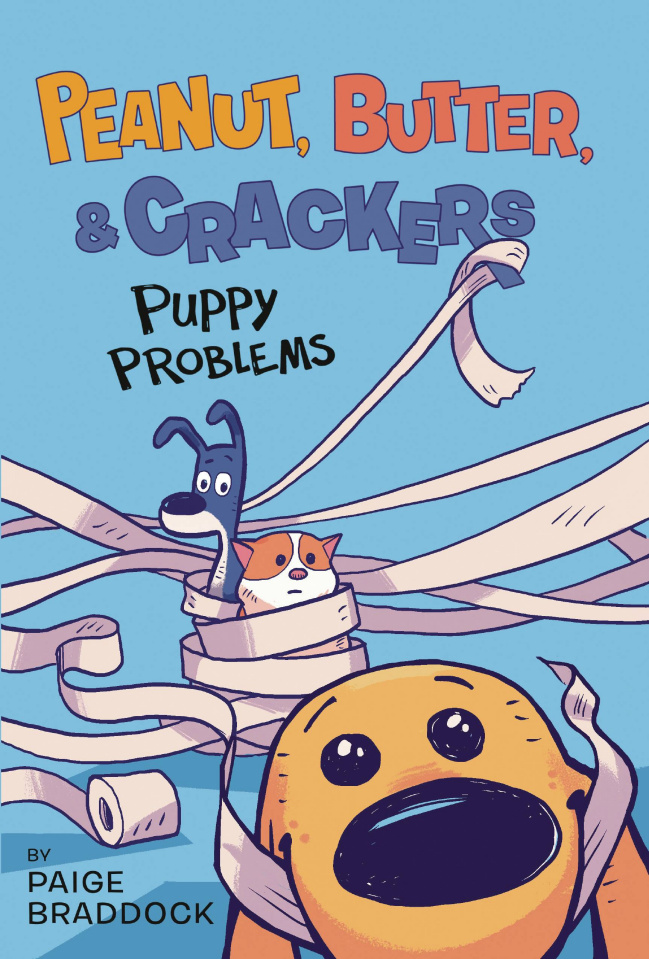 Peanut, Butter, & Crackers Vol. 1: Puppy Problems